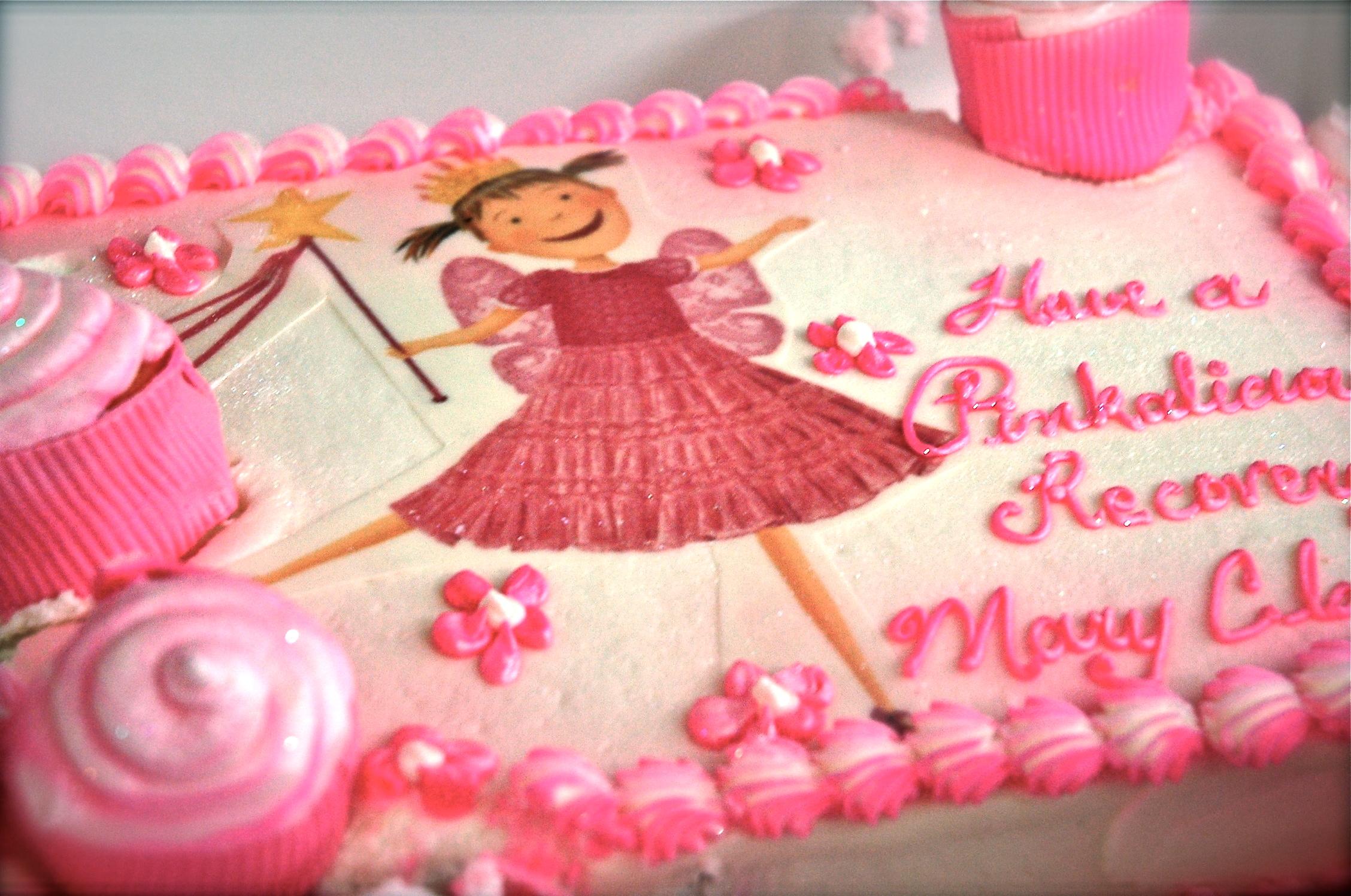 Pinkalicious Cake Images : Pinkalicious Cake